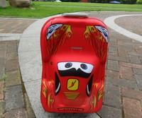 Boys Red   Cars     Trolley   bags      Eva     Travel bags   kids    school   bags   4 colors