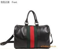2014 Branded Boston bag luxury Patchwork bag  designer handbag women handbag shoulder bag  women messenger bags