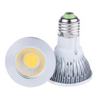 Bloomwin 1Pair  9W E27 COB PAR20  LED Lamps Bulb  AC100V-245V Warm White/Cold White led Spotlight