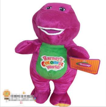 ( 1 шт., 60 см ) пение барни песни , касаясь его тела оригинал барни и друзья плюшевые куклы бенни игрушки