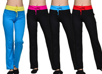Wholesale High quality milk silk  women Yoga sport pants, trousers for fitness Gym dance clothing, 30 pieces/lot  free shipping