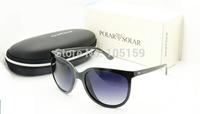 New 2014 Free Shipping Sun Glasses Women Polarized Sun Glasses PC Designer Sunglasses