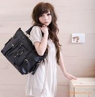 2014 new fashion women pu leather handbag vintage desigual bag women tote women shoulder bag school bag satchel WFCHB01406