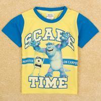 NOVA  new hot fashion nova kids brand baby boys children clothing cotton spring long t shirt for baby boys C5122Y#