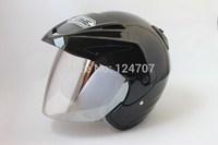 Motorcycle helmet BanKui YH - 887-2 r1 metal black with uv lens