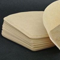 40pcs per bag coffee paper filter/  102 American paper filter for drip coffee machine free shipping