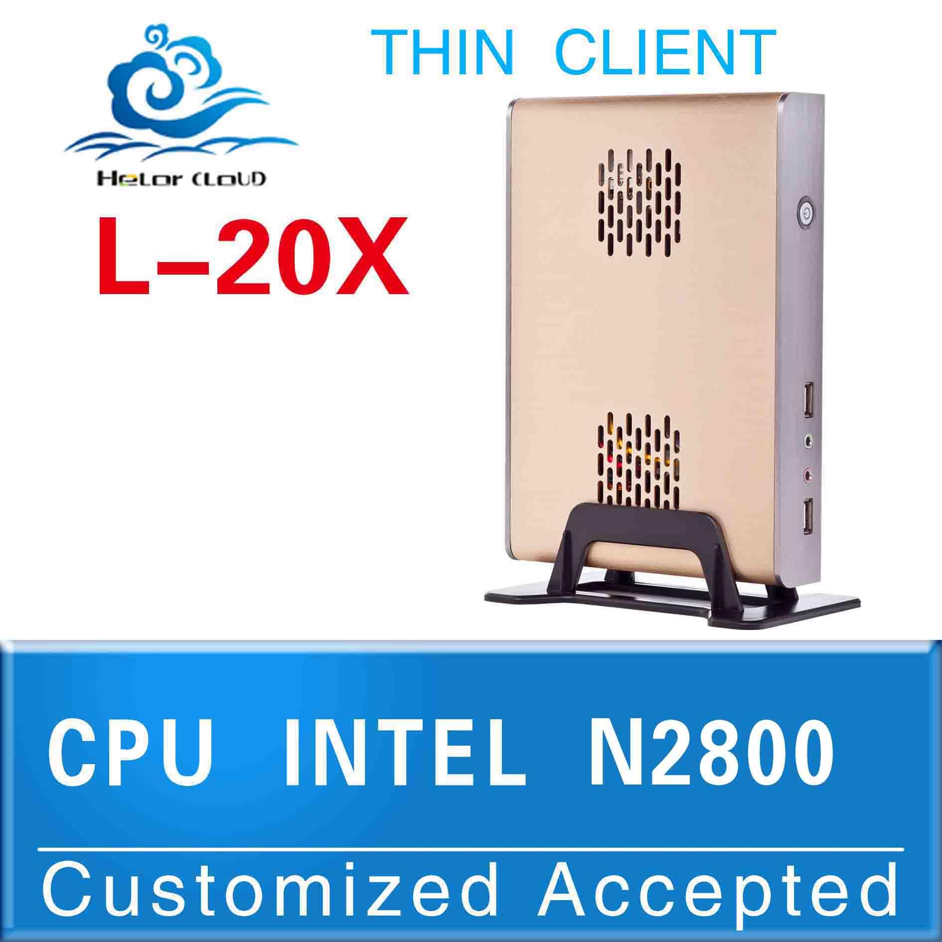 cheap ! L-20x,1080P Slim desktop computer Desktop computers thin client linux hdmi support Ubuntu Linux 12.04(China (Mainland))