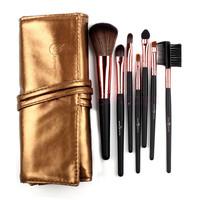 7 Pcs Concealer Brushes Dense Powder Blush Brush Cosmetic Makeup Brushes Set Tool Promotional Discounts 2014 Wholesale Makeup