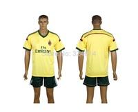 2014-2015 AC milan third away soccer jerseys,soccer shirt,soccer uniform,trainning jerseys 100% embroidery