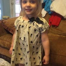 toddler dress promotion