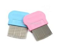 20pcs Flea Grooming Hair Comb Rake Brush Tool Cat Pet Dog Puppy Kitten Fine Tooth