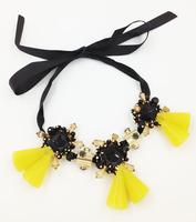 New fashion items gift collar bib choker chunky brand accessories Necklace marni statement jewelry necklaces & pendants women