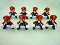 20pcs/ot Super Mario Bros Action Figures For Boy Classic Toys