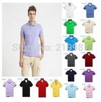 New 2014 men's brand t shirts for men polo shirts vintage sports jerseys tennis undershirts casual shirts blusas shirt 61