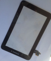 For 7-inch Lenovo idea PAD A2107 A2207 Black Touch Screen digitizer lens