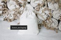 8*10cm 10pcs/lot Sack tea Drawstring Pouches Cloth Jewelry bag Repellent cotton bag packaging bag