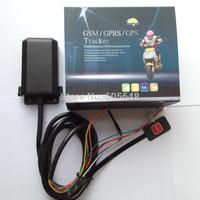 Free shipping Original Xexun Waterproof IP67 XEXUN REALTIME Motorcycle Motorcar GSM GPS Tracker XT009 SIRF4 Tracking Device