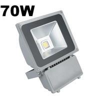 AC85-265V 70W LED Floodlight Outdoor LED Flood light lamp Waterproof wash spot light LED projector Warm white/ White