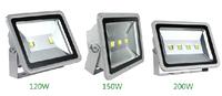 85-265V 200W LED Floodlight Outdoor 200W LED Flood light lamps waterproof Landscape lighting Industrial spot light LED Projector