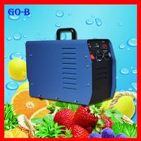 5g/h portable ozone generator for basement sterilization,free shipping !