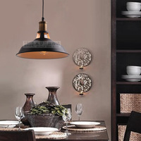 2014 Time-limited Limited Ccc Chandeliers Chandelier Lustre Rh Loft2 Northern Countryside Industrial Edison Pendant Lamp Light