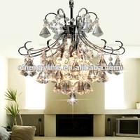 Free Shipping k9 crystal modern chandelier for dinner room 110-240V Voltage