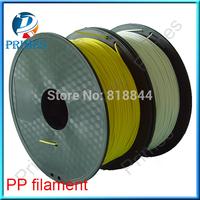 2014 New material PP 3D Printer filament  Primes 1.75mm 3.0mm