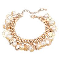 YXSP4708      2014 new fashion    Ruili wild pearl boutique      Bracelets for women