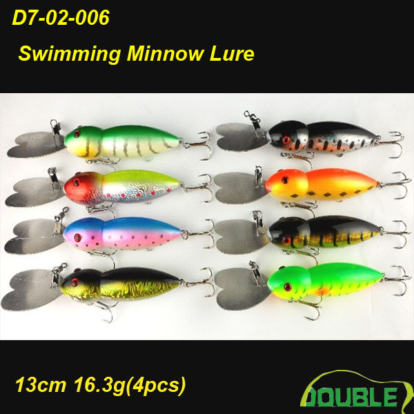 Swimming Minnow Lure D7-02-006(China (Mainland))