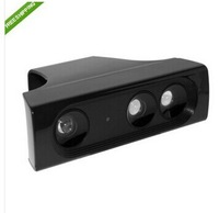 Wide-Angle Lens Zoom for XBox 360 Kinect Sensor Range Reduction Adapter with retail box (free shipping)