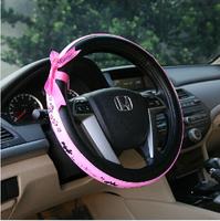 New arrival cute cartoon minnie steering wheel cover Four Seasons General female handlebar sets