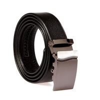 Frist layers cowhide belt/Men's belt /auto buckle belt / Genuine leather belt BF038
