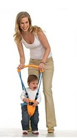 Portable basket with a baby sling-style baby toddler learning to run with special learning to walk baby products