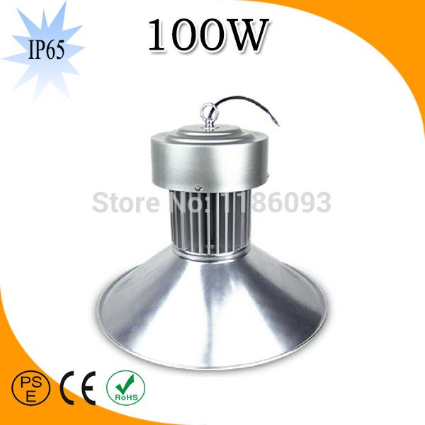 ( 5pcs/sacco), led ad alta baia impermeabile ip65 100w lampade super luminoso 100-110lm/w 10000-11000lm ac85-265v industriale alte luci baia