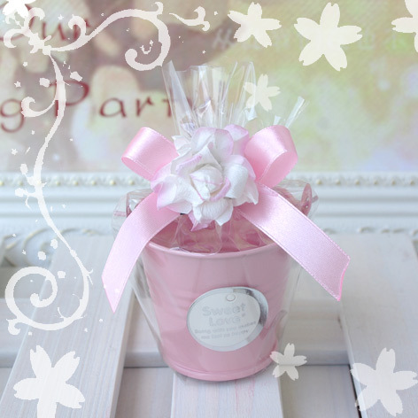 Wedding Candy Mini Bucket wedding favors, mini bucket, candy boxes favors,favor package, colorful kegs with all accessories 1003(China (Mainland))