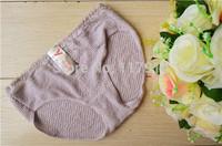 Classic Style Modal Panties Women Soft Underwear Cotton Lady Briefs Lace Free Shipping High Quality Wholesale Bamboo Fiber ZHK03