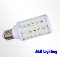 360 degree Super bright 60pcs SMD5050 10W LED Bulb E27 Corn light AC220V 230V Cold / Warm White