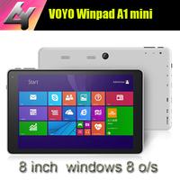 VOYO Winpad A1 mini Windows 8.1 Tablets 8 inch Quad Core Display 1280x800 32GB SSD Pre-install office tool