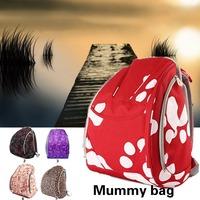 Good quality Backpack fashion mother bag double-shoulder nappy bag multifunctional liner infanticipate mami bag