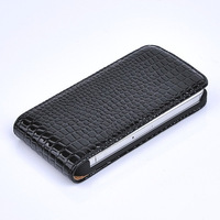 For Iphone 5 5G 5S Crocodile grain Leather design Magnetic Holster Flip Leather Hard Phone Case Cover Skin Free Shipping B693