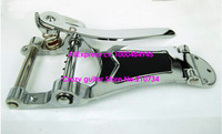wholesale- Chrome Vibrato Tremolo Bridge for Archtop Hollow Semi Hollow Jazz Guitar