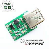 Free Shipping~10 PCS/LOT, DC 3V to 5V USB Output charger Power Module Mini DC-DC Boost Converter