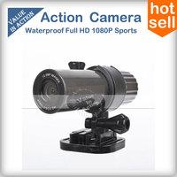 Action Camera Cam 5MP 1080P Full HD Video Waterproof Digital Sport Camera Professional mini camcorders Filmadora PK gopro