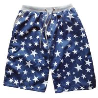 2014 summer new fashion Male beach shorts mens beach shorts 100% cotton free shipping