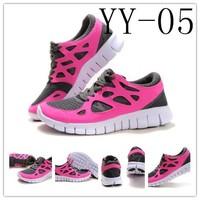 2014 men's women's fashion free run 2 running shoes sporting summer walking shoes sneakers