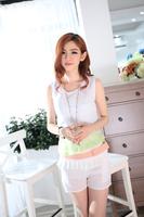 Korean Style Women Summer Fashion Vest Blouse Sleeveless Chiffon Shirt Multicolor Vest Shirts