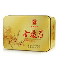 [Jin Jun Mei] 2014New Top Grade Black Tea from Professional Tea Planter Direct 60g/2.11oz 12 bags Tinned Gift Box