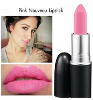 Hot sale brand purple beauty pink nouveau lipstick 1  pcs  english name
