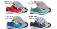 cheap men's women's free run 2 running shoes sporting summer walking breath shoes sneakers