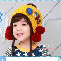 2014 sale ushanka bomber hat child touca infantil new g \\ u0026 k labeling hat cap and plus velvet ear baby a generation of fat